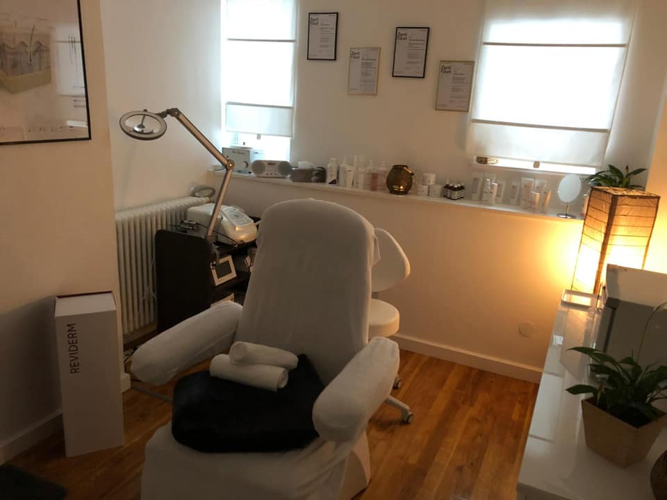 Einfach schön - Kosmetikstudio Innenansicht